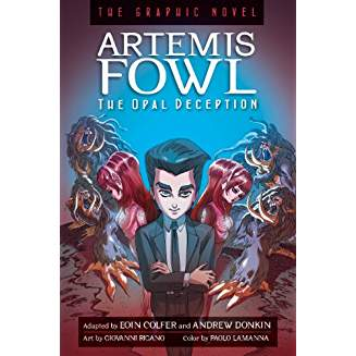 ARTEMIS FOWL GN VOL 04 OPAL DECEPTION