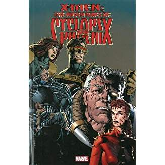 X-MEN TP ADVENTURES OF CYCLOPS AND PHOENIX