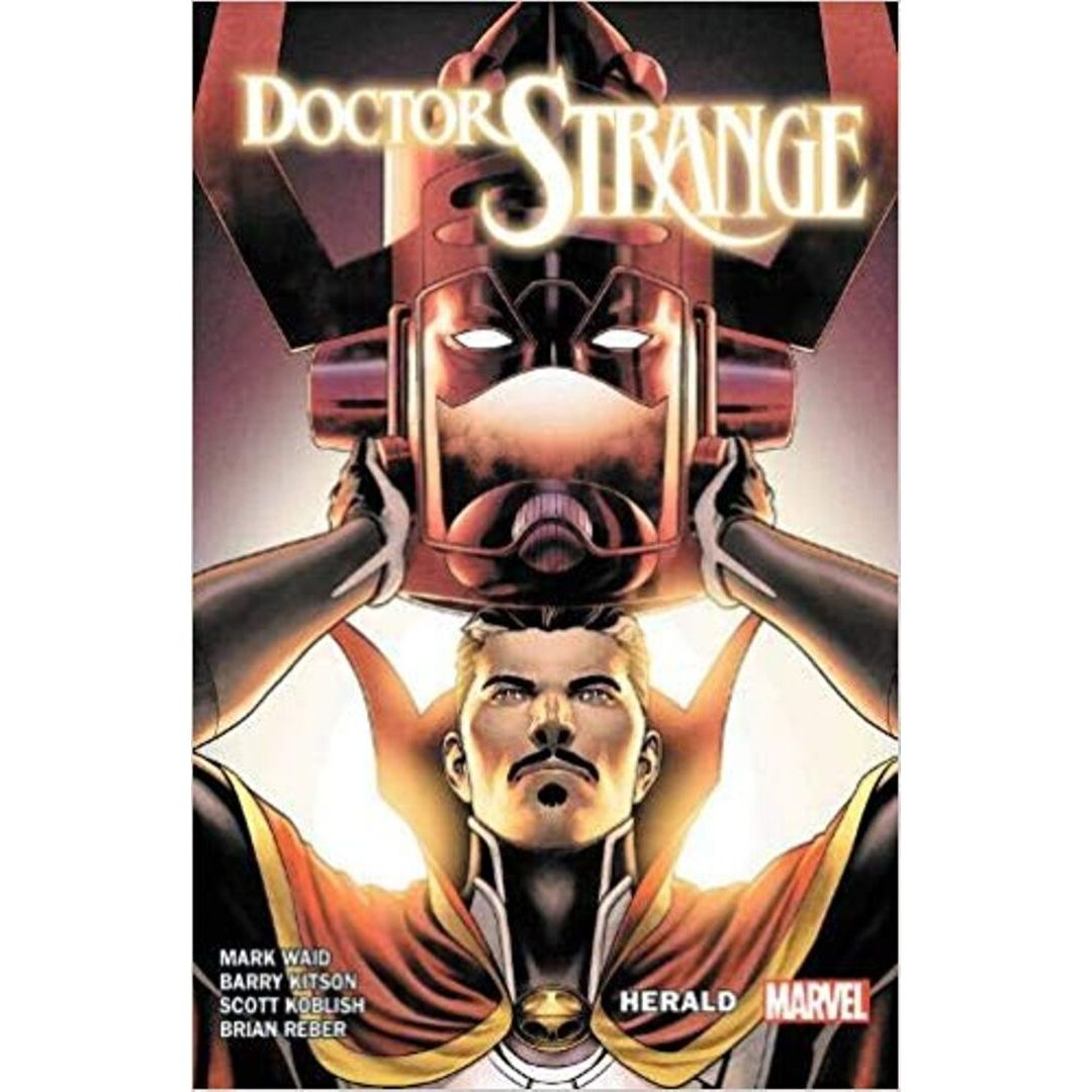 DOCTOR STRANGE BY MARK WAID TP VOL 03 HERALD