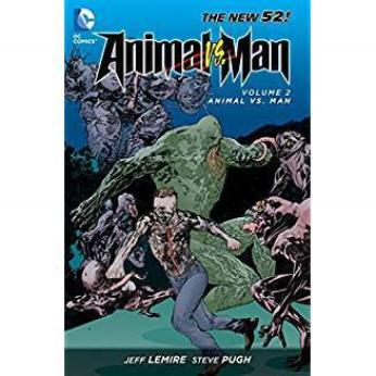 Animal Man, Vol. 2: Animal vs. Man