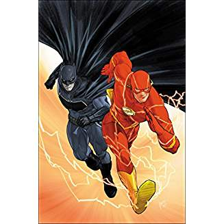 Batman/The Flash: The Button Deluxe Edition HC (International edition)