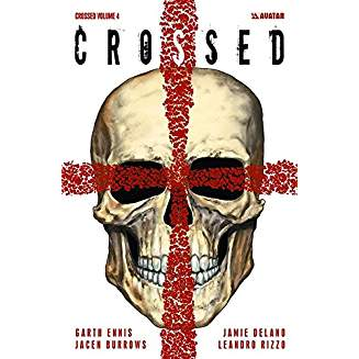 CROSSED TP VOL 04 BADLANDS