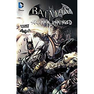 Batman Arkham Unhinged Vol 2