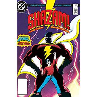 Shazam: A New Beginning 30th Anniversary Deluxe Edition HC