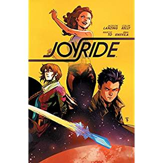 JOYRIDE TP VOL 01