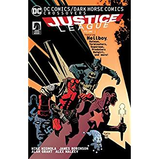 DC Comics/Dark Horse Comics: Justice League Vol. 1