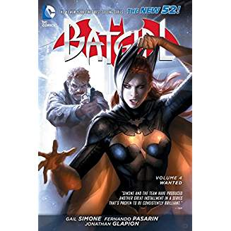 Batgirl Vol. 4: Wanted