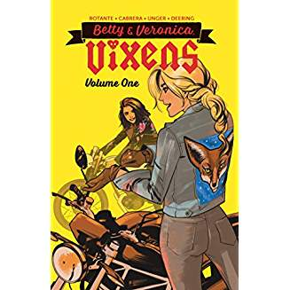 BETTY AND VERONICA VIXENS VOL 1