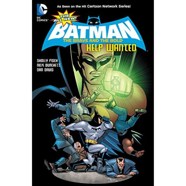 ALL NEW BATMAN THE BRAVE AND THE BOLD: HELP WANTED TP