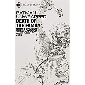 Batman Unwrapped: Death of the Family HC
