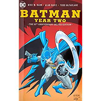 Batman Year Two 30th Anniversary Deluxe Edition HC