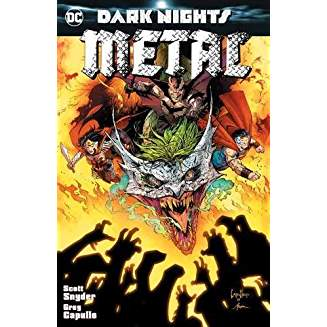DARK NIGHTS METAL - DELUXE EDITION