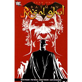 Batman Year One: Batman/ Ra's Al Ghul