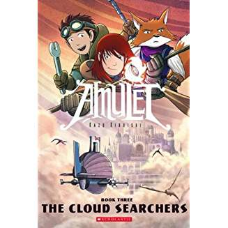 AMULET VOL 3 THE CLOUD SEARCHERS