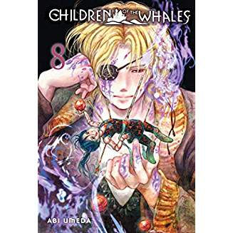 CHILDREN OF WHALES GN VOL 08