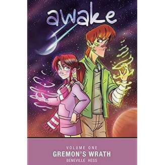 AWAKE TP VOL 01 GREMONS WRATH