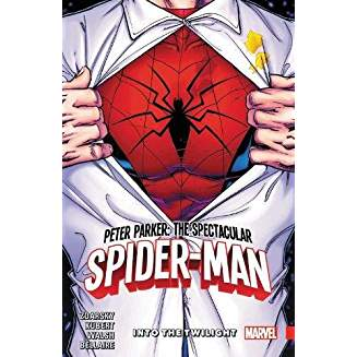 PETER PARKER SPECTACULAR SPIDER-MAN TP VOL 01 INTO THE TWILIGHT