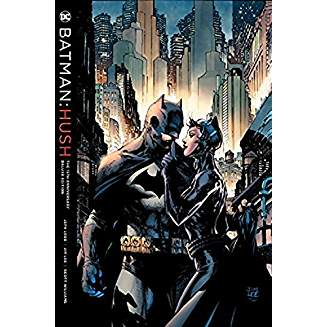 Batman Hush 15th Anniversary Deluxe Edition HC