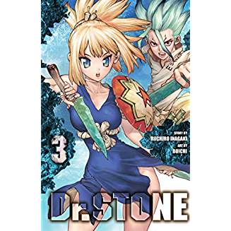 DR STONE GN VOL 03