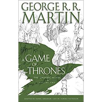 A GAME OF THRONES: THE GRAPHIC NOVEL: VOL 2 HC