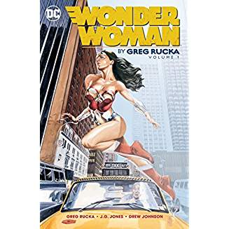 WONDER WOMAN BY GREG RUCKA TP VOL 01