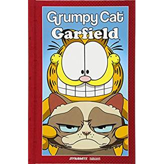 GRUMPY CAT/ GARFIELD HC