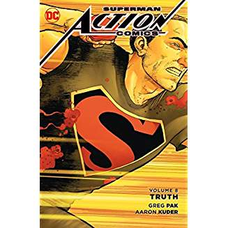 Superman - Action Comics Vol. 8: Truth (The New 52) HC