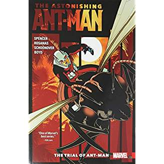 ASTONISHING ANT-MAN TP VOL 03 TRIAL OF ANT-MAN