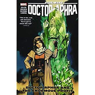 STAR WARS DOCTOR APHRA TP VOL 02 DOCTOR APHRA ENORMOUS PROFIT