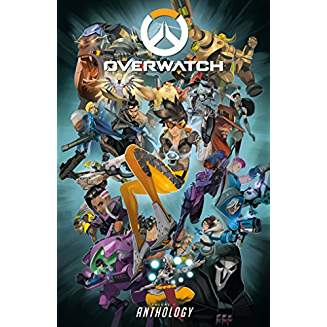 Overwatch - Anthology Vol 1 Book