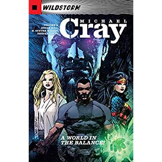 WILDSTORM MICHAEL CRAY TP VOL 2