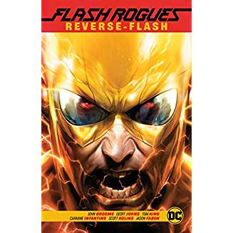 FLASH ROGUES REVERSE FLASH TP