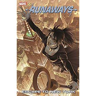 RUNAWAYS TP VOL 05 ESCAPE TO NEW YORK DIGEST