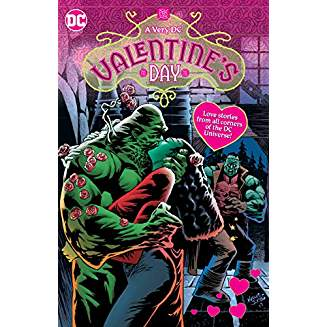 A VERY DC VALENTINES DAY TP