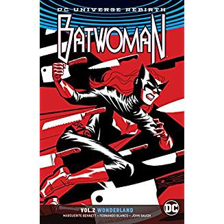 Batwoman Vol. 2 Wonderland