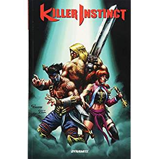 KILLER INSTINCT TP VOL 01