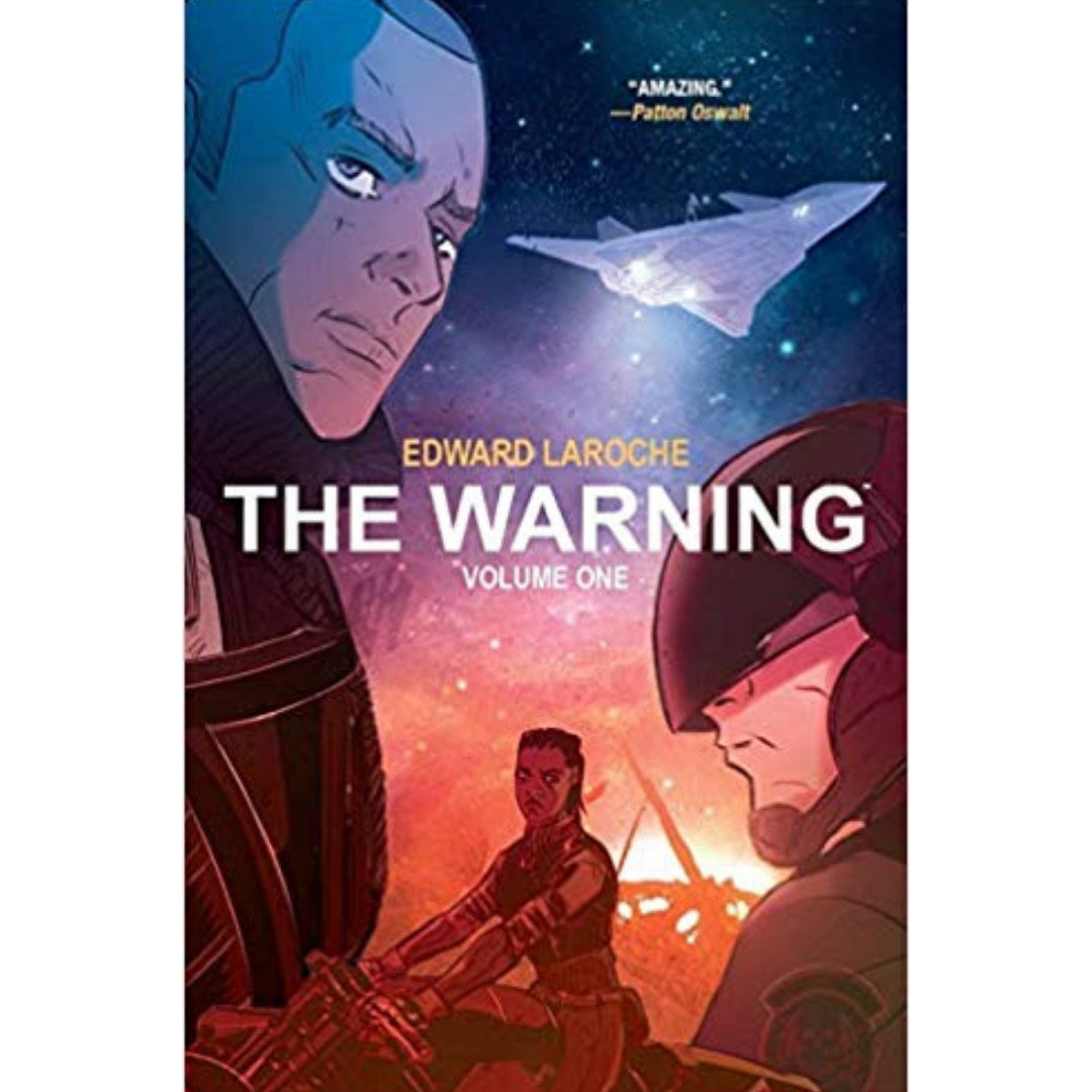 THE WARNING TP VOL 01