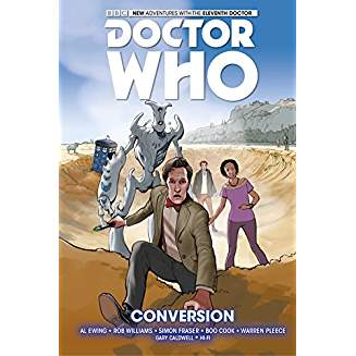 DOCTOR WHO: ELEVENTH DOCTOR V3 CONVERSION HC