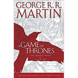 A GAME OF THRONES: THE GRAPHIC NOVEL: VOL 1 HC