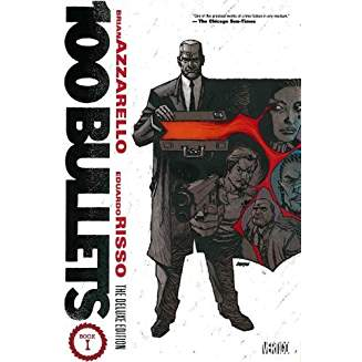100 Bullets Book 1