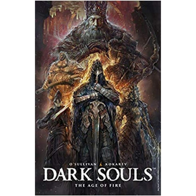 DARK SOULS TP AGE OF FIRE