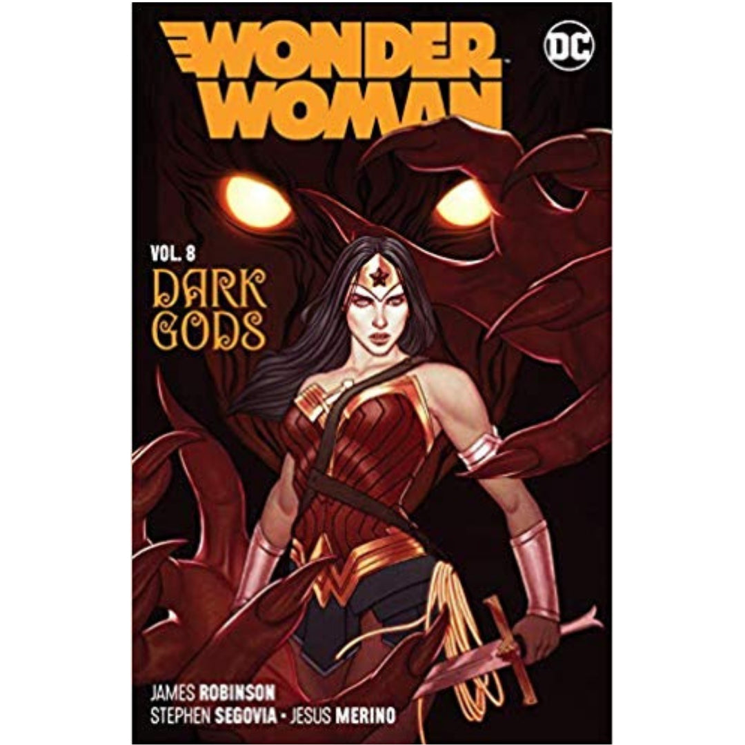 WONDER WOMAN TP VOL 8 DARK GODS