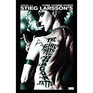 The Girl with the Dragon Tattoo HC