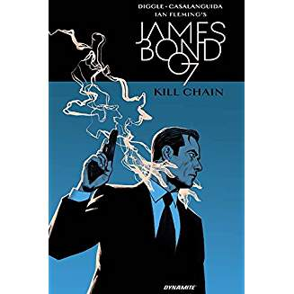 JAMES BOND KILL CHAIN HC