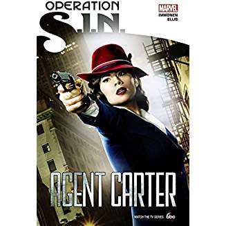 OPERATION SIN TP AGENT CARTER