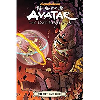 AVATAR LAST AIRBENDER TP VOL 09 RIFT PART 3