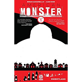 AMERICAN MONSTER TP VOL 01