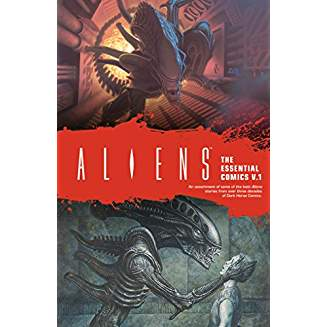ALIENS ESSENTIAL COMICS TP VOL 01