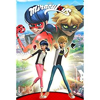 MIRACULOUS TALES OF LADYBUG AND CAT NOIR TP VOL 01
