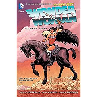 WONDER WOMAN TP VOL 05 FLESH